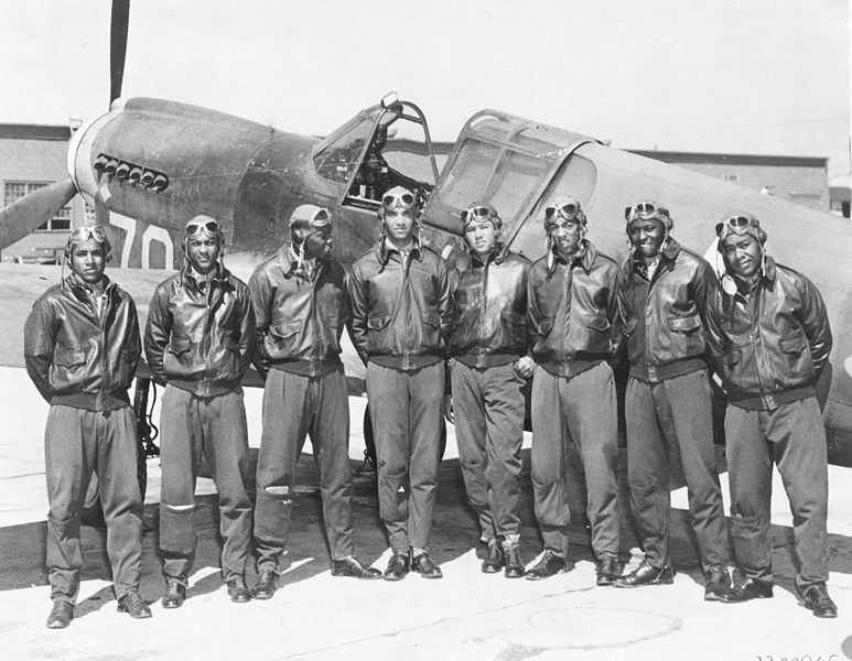 P 51 Red Tails The Tuskegee Airmen | ...